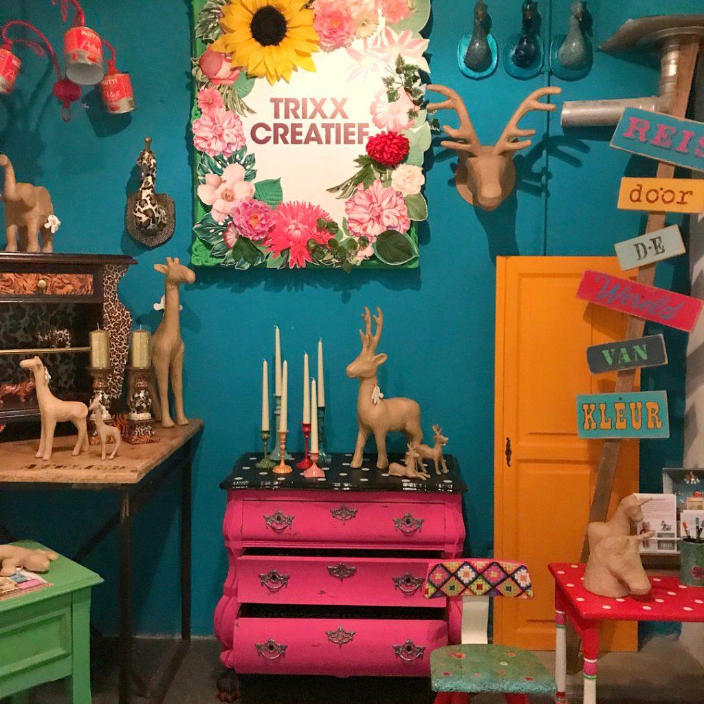 Urban Craft Factory en Trixx Creatief Entree 01