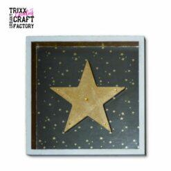 8073-1241 Voorbeeld 01 kader ster