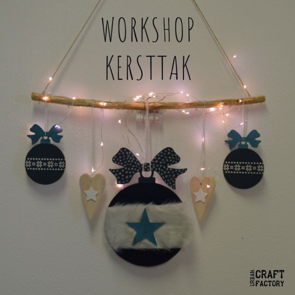 Workshop Kersttak 01
