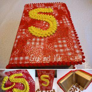 Decopatch Sinterklaasboek CreaMetKids HG061_01