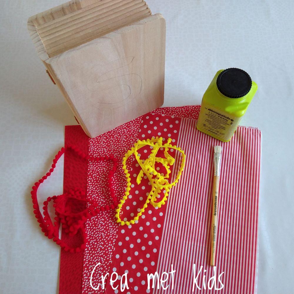 Decopatch Sinterklaasboek CreaMetKids HG061_02