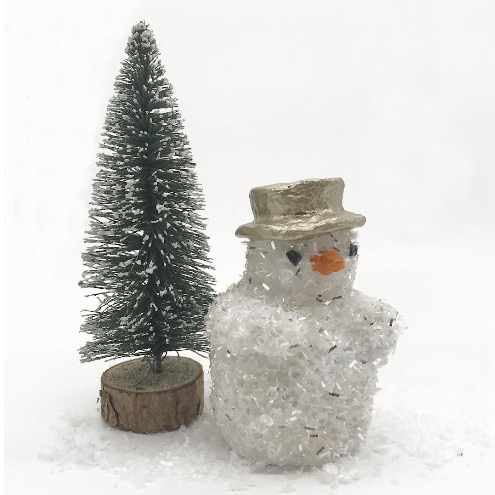 Sticky Clay - AP104 Sneeuwpop