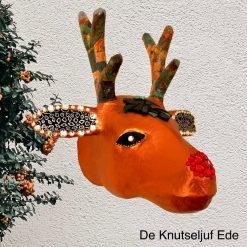 26680 Rendier wanddecoratie - De Knutseljuf