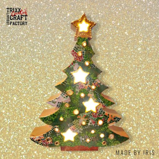 54905 Kerstboom - Iris Cox