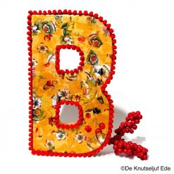 FDA350 Decopatch Letter B - De Knutseljuf