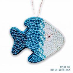 Visje met Diamond Painting - Diana Duerinck