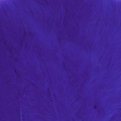 12228-2804 Marabou Veren Kobalt Blauw - Cobalt Blue