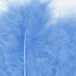 12228-2805 Marabou Veren Licht Blauw - Soft Blue