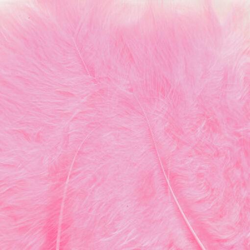 12228-2806 Marabou Veren Zacht Roze - Soft Pink