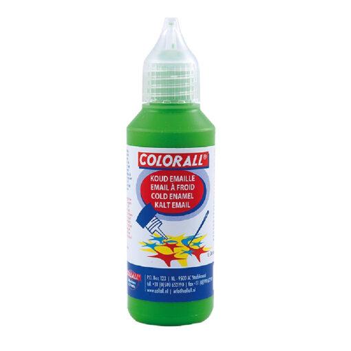 COLCE05021 Collall Koud Emaille Licht Groen