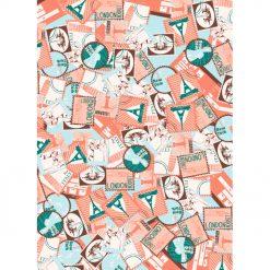 FDA692 Décopatch Papier