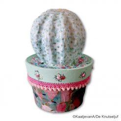 vb HD046 Décopatch Cactus in Pastel kleuren - De Knutseljuf