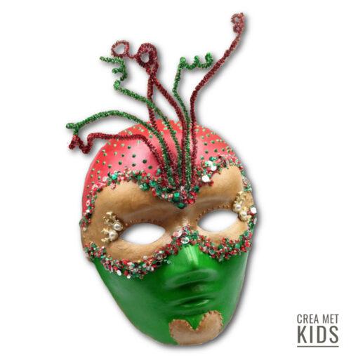 vb Metallicverf Masker - Crea met Kids