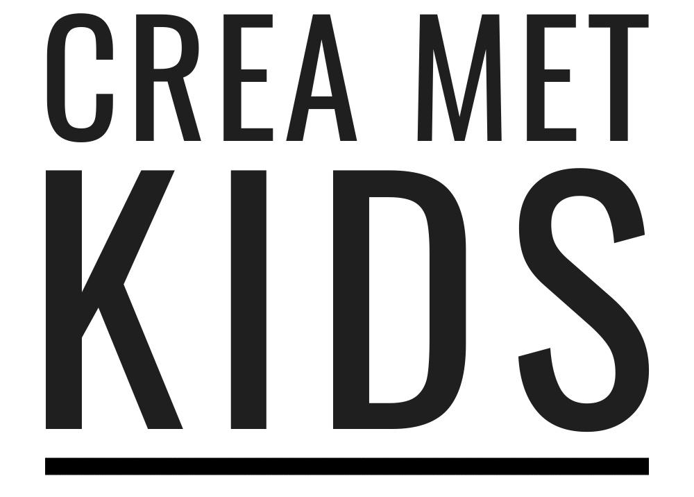Logo CREA MET KIDS