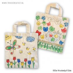 CK2103 Kinder Workshop Pakket Tasjes Verven