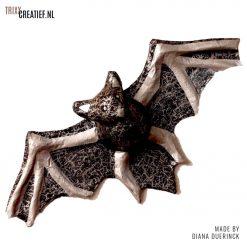 Diana Duerinck - AP150 Décopatch Vleermuis