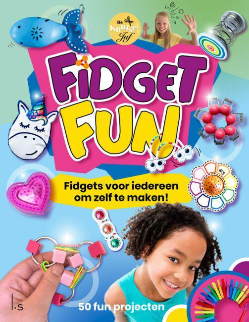 Fidget Fun Boekje Van De Knutseljuf