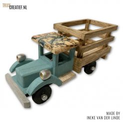 Ineke vd Linde - 57947 Houten Vrachtwagen Truck