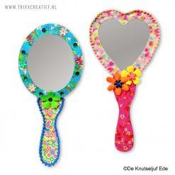 CK2104 Kinder Workshop Pakket Prinsessen Spiegeltjes