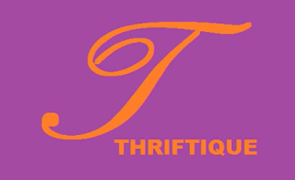 Logo THRIFTIQUE