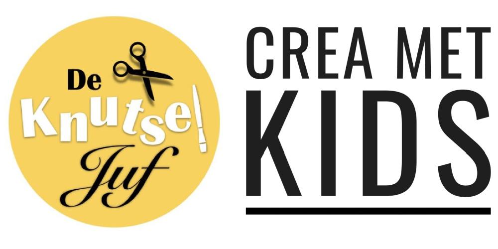 Logo DE KNUTSELJUF & CREA MET KIDS