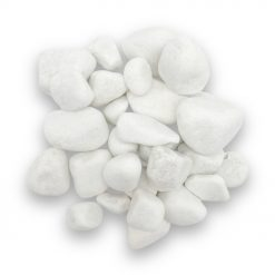 58678 Witte Stenen - 1000 gram - Happy Stones